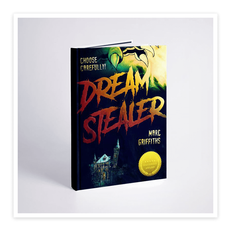 Inspirational Book for Kids and Youth - Dream Stealer
