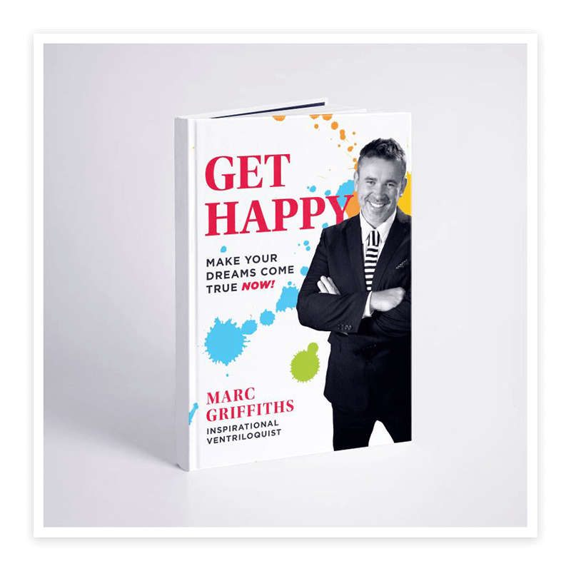 Get Happy - Inspirational Book for Youth and Adults